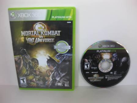 Mortal Kombat vs. DC Universe - Xbox 360 Game